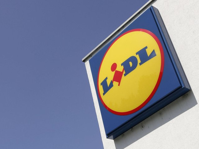 Lidl. Getty Images