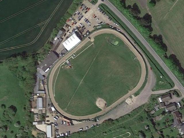 Henlow Greyhound Track. Photo: Google