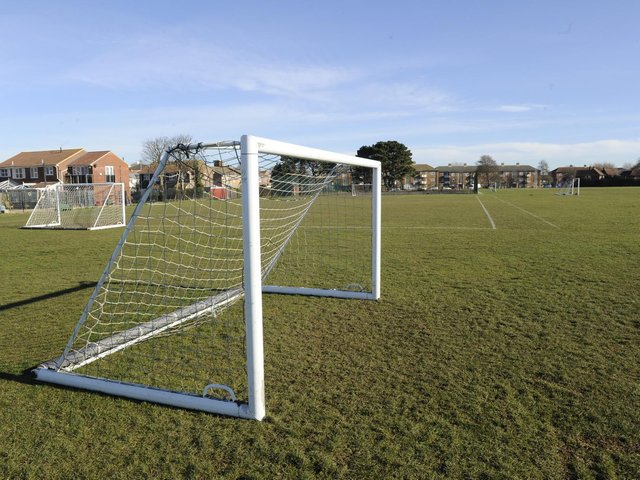 Grassroots football has been suspended after the new Covid-19 restrictions were confirmed on Monday