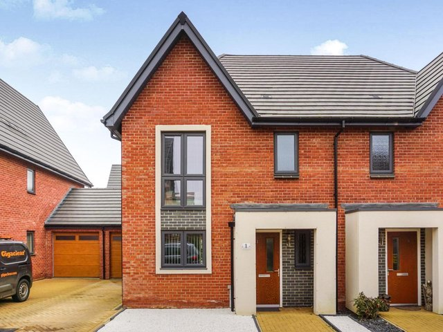 A stunning, family, three bedroom semi detached home.