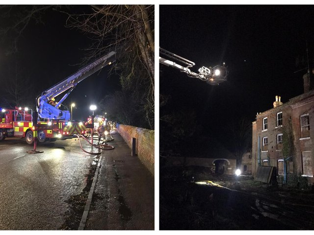 Photos: Bedfordshire Fire and Rescue Service