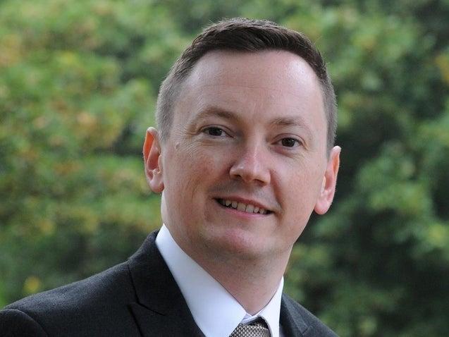 Chief Superintendent John Murphy