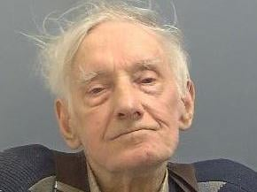 John Radford, 91