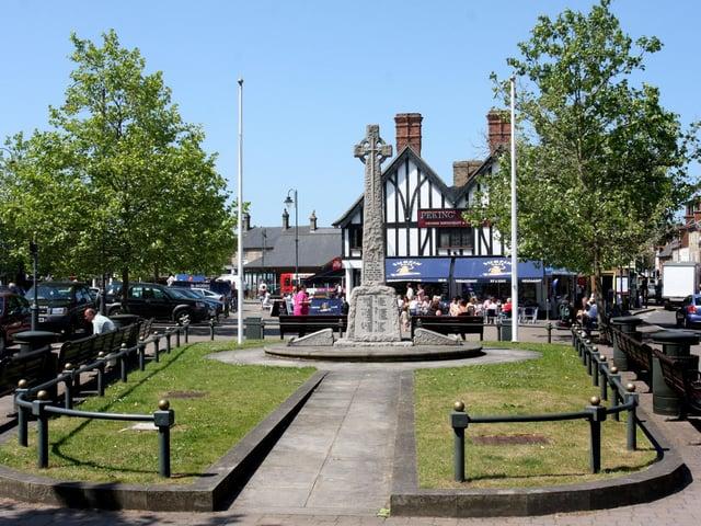 Biggleswade Town Centre. Photo: BTC.