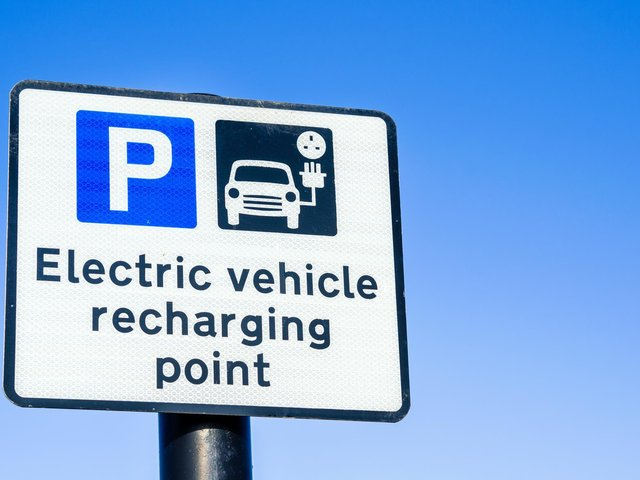 Central Beds Council is hoping to increase the uptake of EVs