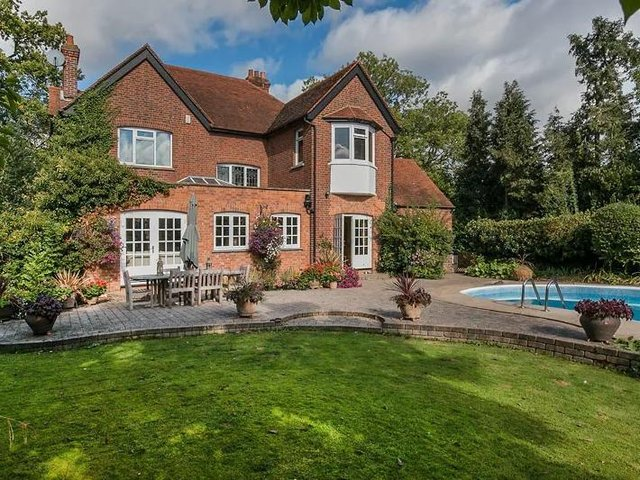 This stunning Edwardian family home is our Property of the Week