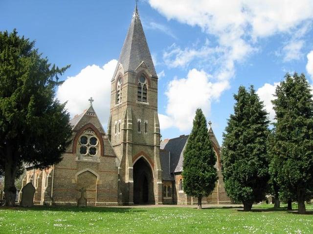 Biggleswade Cemetery Chapel