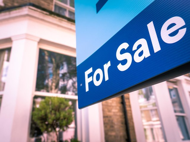 18 areas of Central Beds saw house prices rise in the last year