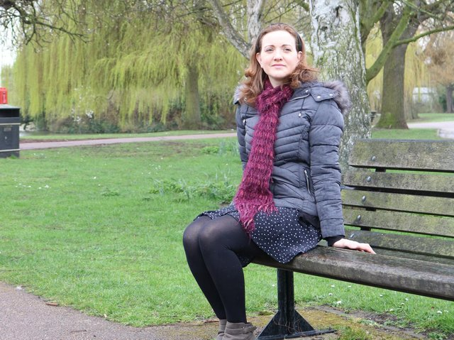 Naomi Mudd who will be playing the role of 'The Girl' supported by Tara Hutchins