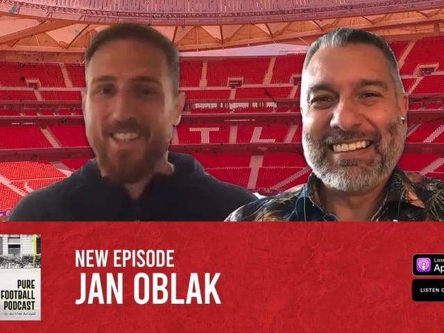 Guillem Balague interviewed Jan Oblak