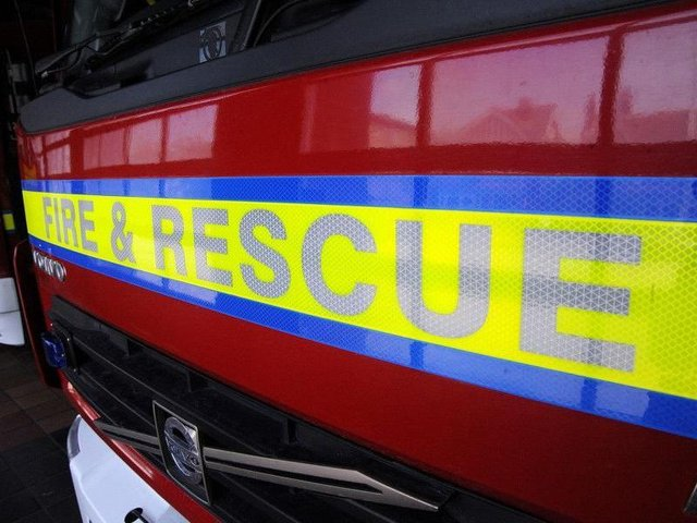 Fire and Rescue news.