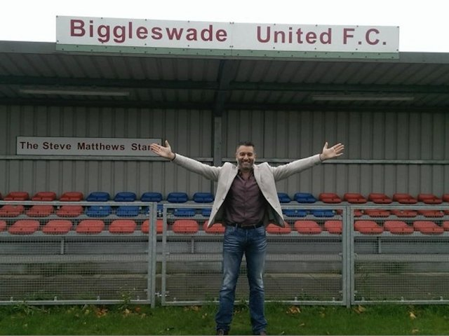 Chairman Guillem Balague insists Biggleswade United will do all they can to prevent the club's proposed switch to the United Counties League