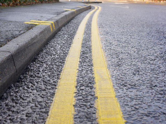 Double yellow lines are being introduced in two sites in Biggleswade.