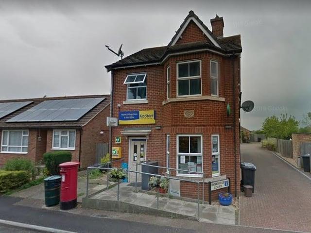 Haynes Post Office