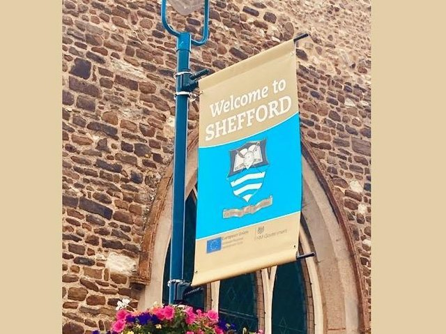 Town Council hosts 'Welcome Back too Shefford' community fete
