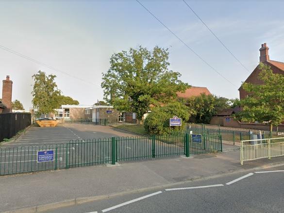 Langford Village Academy. Photo: Google Maps.