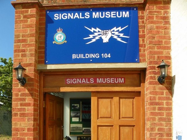 RAF Henlow Signals Museum