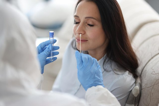 There are two kinds of test available – the PCR test, to find out if you currently have Covid-19, and the antibody test, to confirm if you have previously had it.